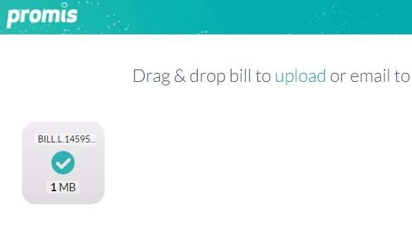 Bill Upload